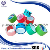 2016 produtos populares em Yuehui Companhia imprimiram a fita de empacotamento