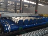 Sustentação de tubulação de aço do andaime do produto novo nas boas condições
