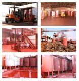 Rood 110 van het Oxyde van het ijzer (www-pigmentironoxide-Com)