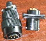 밀 26482 시리즈 안내장 6 핀 커넥터