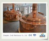 Chaleira de cobre industrial pequena do Brew