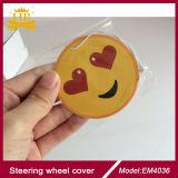Ambientador de aire de papel modificado para requisitos particulares de Emoji del regalo promocional