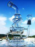 Großverkauf-spätester Recycler-tolles Anlage-Glas-Rohr