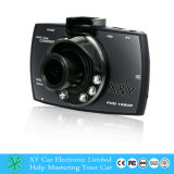 1080P Câmera de carro manual HD DVR Car Black Box (XY-H700)