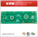 Einlagiger mehrschichtiger gedrucktes Leiterplatte-Hersteller PWB-Fr4