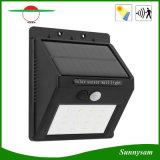 350lm 16LED Licht im Freiender Sonnenkollektor-Energien-Lampen-Licht-Solarbewegungs-Fühler-Sicherheits-LED für Garten-Bahn