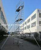 Le ce sûr a réussi l'usine en aluminium d'échafaudage