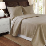 3-Piece Jacquard Lightweight Quilt Set для Hotel и Home (DPFB8097)
