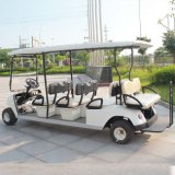Export caldo 8 Seater Golf Cart con Ce Approved (DG-C6+2)