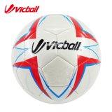 Máquina que Sewing a esfera de futebol relativa à promoção de couro do PVC de 32 painéis