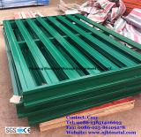 産業倉庫パレットラックのための頑丈な鋼鉄パレット