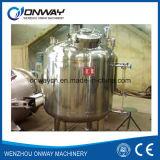De Container van het Roestvrij staal van de Wijn van de Tank van de Opslag van de Waterstof van het Water van de Olie van de Prijs van de fabriek