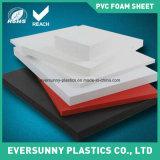 0.45-0.7 feuille blanche de mousse de PVC de qualité de densité