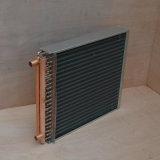 Acqua per ventilare lo scambiatore di calore per la caldaia di legno