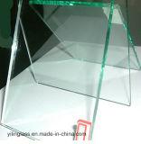 Anti haut verre r3fléchissant de serre de transmittance de lumière du soleil