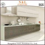 N y L cabina de cocina de madera de la cereza de la alta calidad
