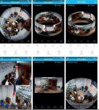 Самая новая камера IP Fisheye Vr деталя 360