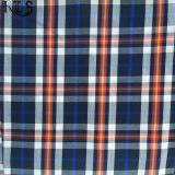 Пряжа 100% поплина хлопка сплетенная покрасила ткань для рубашек/платья Rls50-19po