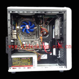 Computador de secretária DJ-C003 do PC com sustentação Intel Pentium4 Seriels do chipset G31, LGA775, 3.0GHz, 800 megahertz Fsb