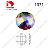 AB Round Flat Back Glass Stone für Clothing Accessories