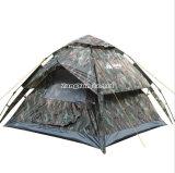 3-4 Mann-Zelte, im Freien kampierende Zelte, Tarnung-Strand-Zelte