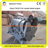 Deutzの空気によって冷却されるディーゼル機関(Deutz F4L912 F4L913 BF4L912 F4L912T)