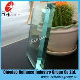 El vidrio de flotador/el vidrio claro del vidrio/edificio/el vidrio/ácido del vidrio Tempered/modelo grabaron al agua fuerte el vidrio de cristal/laminado con la ISO
