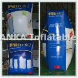 Aerostato gonfiabile personalizzato del PVC del quadrato del cubo da vendere