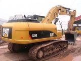 2005~2009 a utilisé l'excavatrice du tracteur à chenilles 325D de la chenille 0.5~1.5cbm/25ton utilisée parPompe de grande puissance