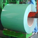 PPGI Dx51d Z100 galvanizó la bobina de acero