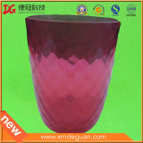 Taza plástica cristalina imitada alta calidad de la bebida