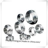 Instalaciones de tuberías del espejo del acero inoxidable