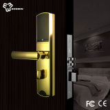 Новый продукт Electronic Mortise Cylinder Door Handle Lock для Glass Door