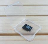 熱い販売TFのメモリ・カードの記憶のケースのプラスチックマイクロSDのカードケース
