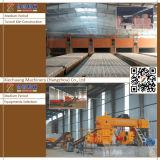 Automatischer Produktionszweig des Ziegelstein-Jky75