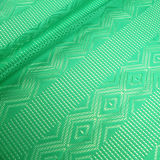 刺繍の綿のナイロン衣服のアクセサリのアフリカのレースファブリック