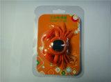 L'energia solare scherza il granchio solare intellettuale dell'insetto del giocattolo del regalo DIY 212-14
