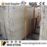 Tuile Polished 600 x 600 de travertin de la Chine