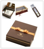 Boîte de empaquetage réglée de beau cadeau de Noël (S, M, L)