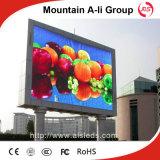 Colore completo esterno LED di P8 DIP3 In1 che fa pubblicità allo schermo di visualizzazione