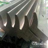 Profil en aluminium traité profond/extrusion en aluminium avec la forme de vérification