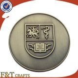 Epoxy Resin를 가진 주문품 Event Souvenirs Antique Gold Plated Military Challenge Coins