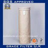 Filtro resistente ao calor excelente Baghouse da poeira do PPS (160X4000)