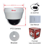 Chavega 1.3MP Mini Speed Dome крытое Tvi PTZ Camera