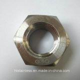 Noix Hex de Hastelloy G30 2.4603 N06630 DIN934