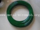Зеленая бандажная проволока