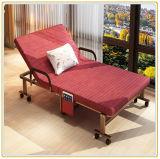 Portable, der Rollaway Gast-Bett faltet