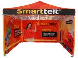 2016 sechseckiges 50mm faltendes Kabinendach-Zelt des Nachrichten-Messeen-Zelt-3X3m
