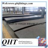 Wear de grande resistência - Carbon resistente Steel Plate em Stock