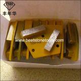 CD-25 다이아몬드 금속 사다리꼴 콘크리트 격판덮개